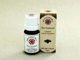 OLEO ESSENCIAL DE CRAVO 10ml