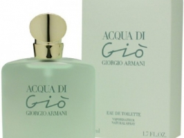 ESSENCIA ACQUA DE GIO MEN 100ML
