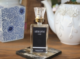 PERFUME PRONTO 50ML ARMANNI REPLICA