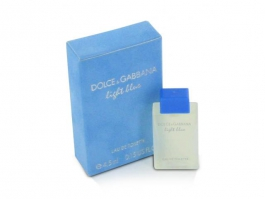 Essencia  Dolce & Gabanna Light Blue feminino 100ml Perfumaria Versão Original